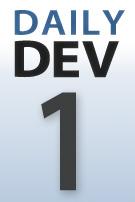 DailyDev thumbnail logo